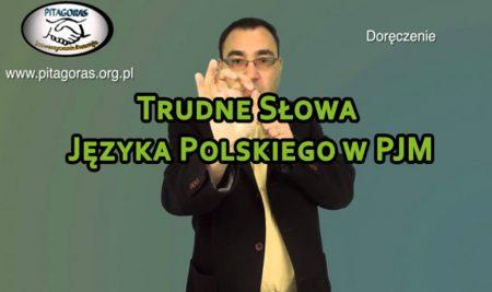 Tłumaczenie trudnych słów języka polskiego